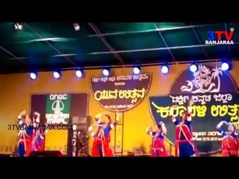 Banjara College Students Amazing Culture Dance    Karnataka    3TV BANJARAA