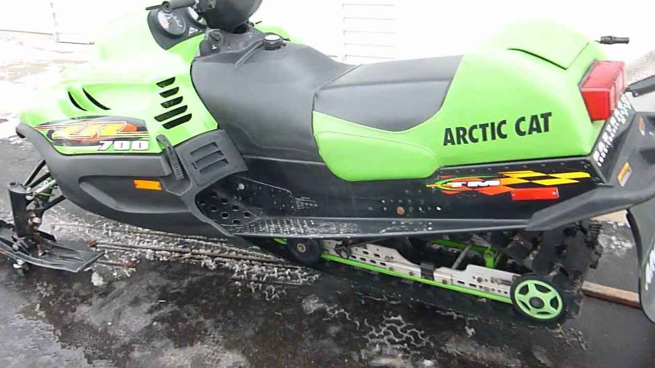 2000 Arctic Cat 370 1999 Wiring Diagram With Twin Pipes Parting Out Youtube 1280x720