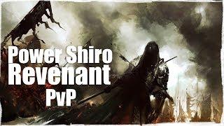 Guild Wars 2 |PvP| Revenant Power Shiro Ranked