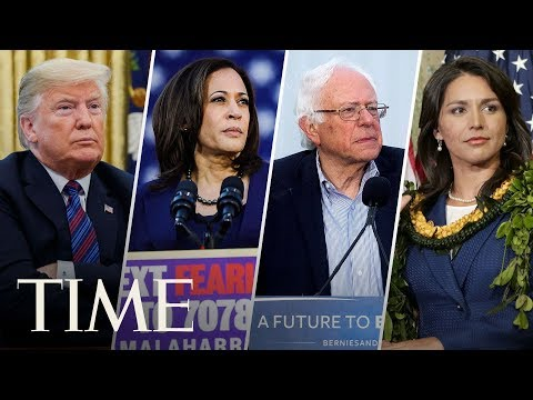 Meet The Major Candidates Running For President In 2020 | TIME