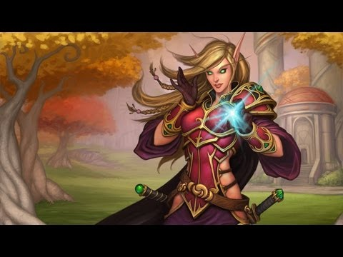 World of Warcraft: The Burning Crusade Soundtrack (Full)