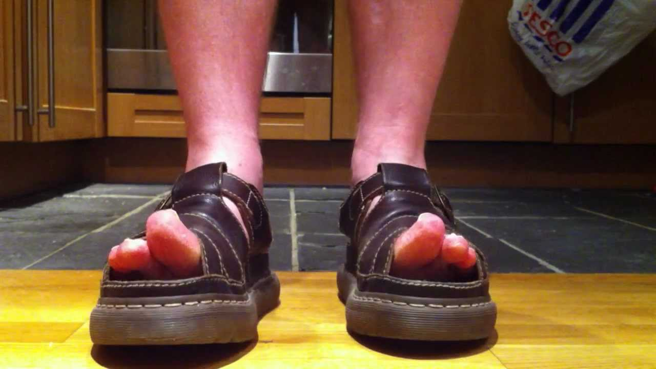 Chunky Doc Martens Sandals Youtube