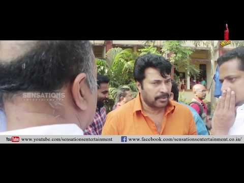 The Great Father Mammootty's new movie with 7th Day director Syamdhar Started Rolling