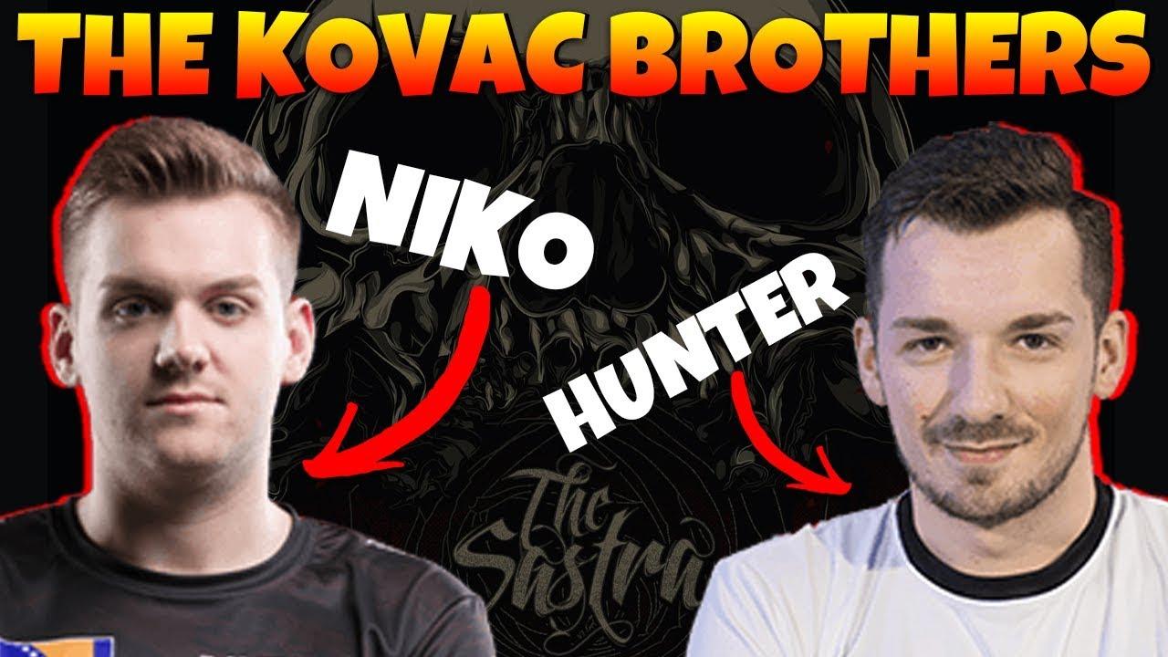 Óxido lavabo Paso  CS:GO The Kovač Brothers - NiKo & huNter - YouTube