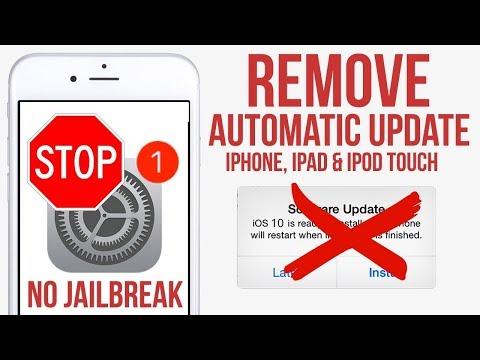 Как удалить обновление на айфоне se