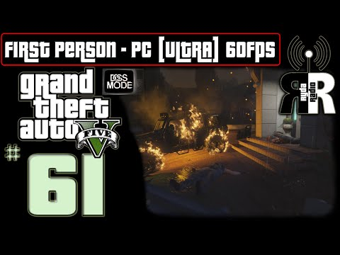 """GTA 5: PC - First Person ♫ Ryda Radio [Ep61] ► """"Troll Hunter"""" NO COMMENTARY Playthrough 60fps"""