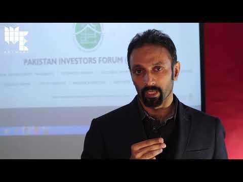 Tanvir M. Mian Interview at Pakistan Investor Forum Event