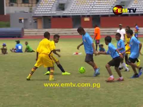 Port Moresby School Football Association ready  for kick-off this weekend