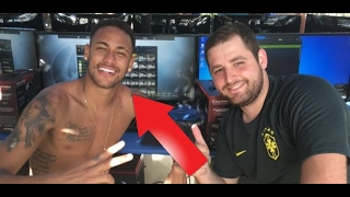 TOP 5 FAMOUS PEOPLE WHO PLAY CSGO! - ft. Neymar, Borgore & more!