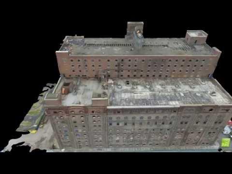 Domino Sugar Refinery on Kent Ave Brooklyn, NY