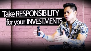 Stop Blaming Others and Start Taking Responsibility for your investments - Crypto PSA