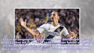 "Zlatan Ibrahimovic tönt: ""Werde jeden Rekord brechen"""