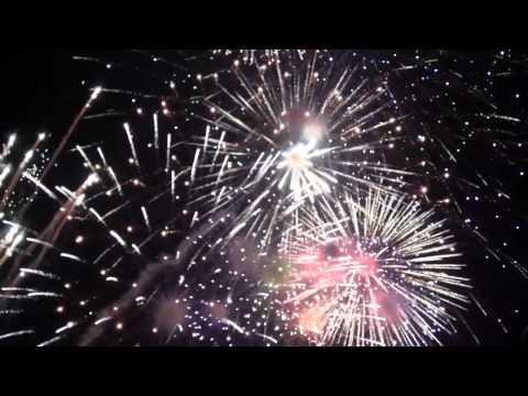 Pháo Hoa Tết 2010 Trên Sông Hàn Đà Nẵng | Da Nang Fireworks 2010 New Year