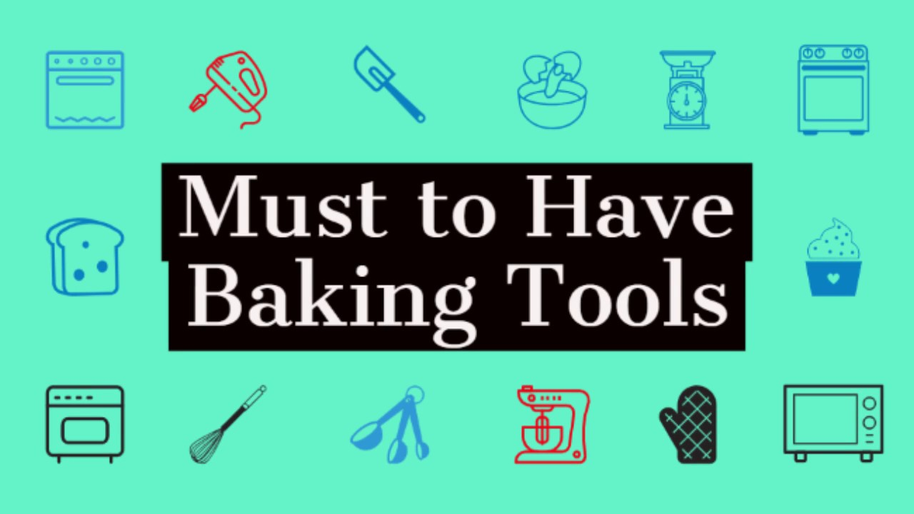 Tools For Baking Beginners