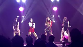 BLACKPINK - Forever Young at the Music Is Universal UMG artist Showcase