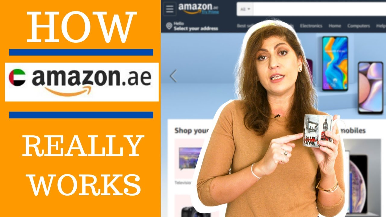How to sell on Amazon UAE | Step by Step Amazon FBA training