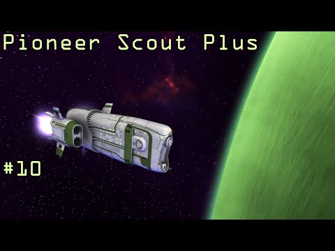 Pioneer Scout Plus gameplay #10: Blast them out of the sky