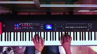 จากคนอื่นคนไกล -มาช่า วัฒนพานิช (piano cover)