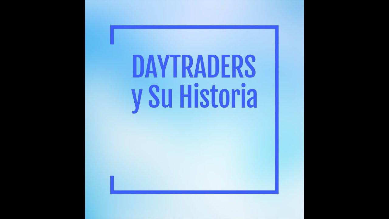 Historia del Day trading