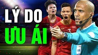 Lý Do Trọng Tài Trận Yemen Ưu Ái Tuyển Việt Nam Tại Asian Cup 2019