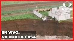 Televisa-Puebla-EN-VIVO-Se-cae-la-barda-Las-Noticias-Puebla