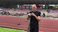 16.06.2018 Trinec - priprava na 100m prekazek muzi HZS