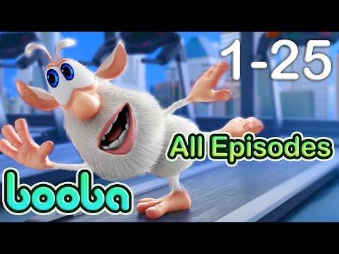 Booba - All Episodes Compilation (25-1) Episodes Funny Cartoons - Kedoo ToonsTV