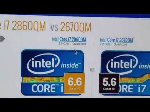 Upgrading Laptop CPU to an i7-2860QM (Make your old laptop work like new )