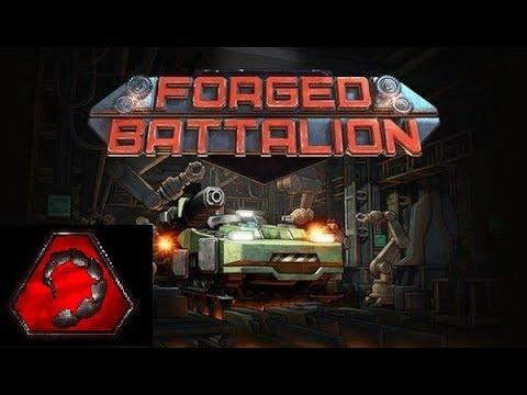 Download Forged Battalion - Build de la facción del NOD