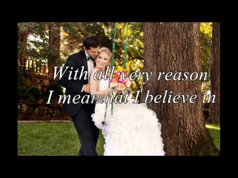 Westlife - Beautiful in White (Karaoke + Lyrics)