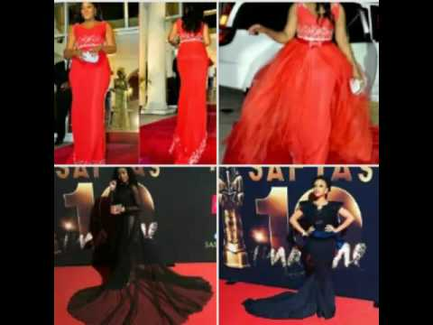 Red Carpet Best Dressed 2016, African Women/African Style