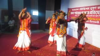 chad utheche oi ful futeche oi by saidpurnilphamari choreography by shahin alom