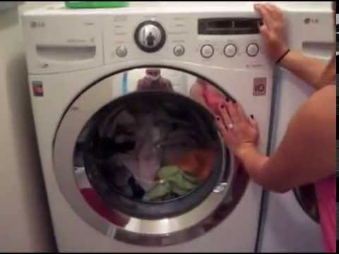 Review Lg Front Load Washer Amp Dryer Youtube