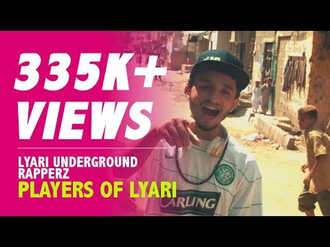 Patari Tabeer Episode 3 - Players of Lyari - Lyari Underground & Dynoman [FULL VIDEO]