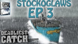 Lets Play Deadliest Catch Alaskan Storm - Ep 3