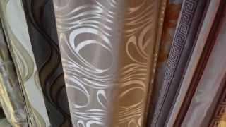 Шторная ткань на две стороны. 4696. Рисунок - атласные завитки. Тюль в Украинке.(http://rodus.com.ua/ http://rodus.com.ua/shtornyye-tkani.html У вас возникло желанье купить или обновить у себя дома шторы и тюль. Салон..., 2015-01-21T14:29:51.000Z)