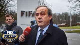 Blatter, Platini FIFA bans reduced to six years