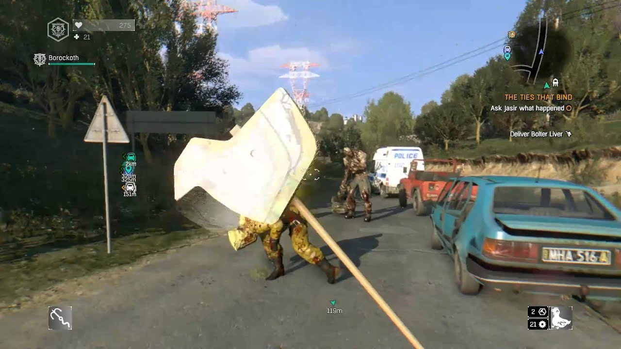 Dying light the following chicken on a stick developer blueprint dying light the following chicken on a stick developer blueprint location tutorial youtube malvernweather Choice Image