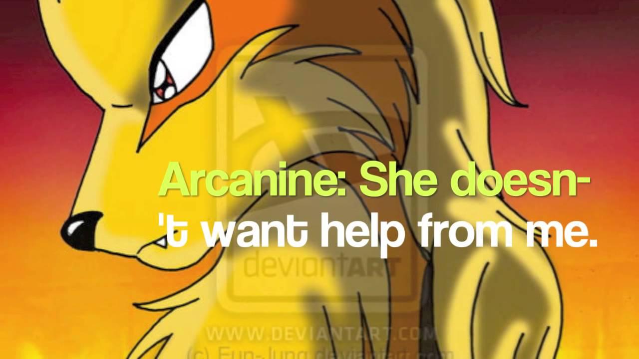 Ninetales And Arcanine...