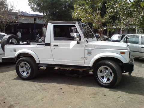 VARINDER GILL FIRST maruti suzuki GYPSY PICS  video