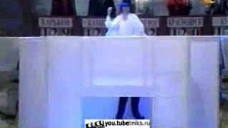 Майкл Джексон и его ноги - лучший номер КВН