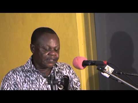 Kumasi Forum on Galamsey: Isaac Osei, Ghana's EPA Presents