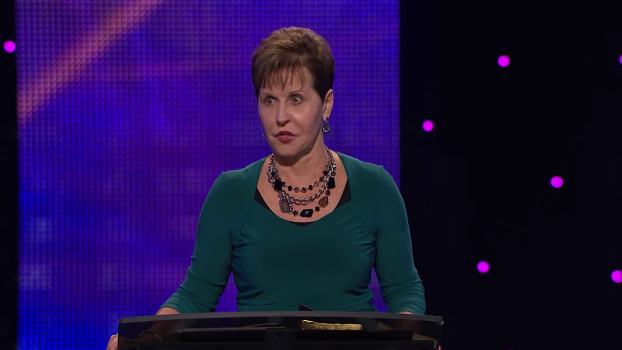 Wie man von Abhängigkeiten frei wird (1) – Joyce Meyer –  Persönlichkeit stärken