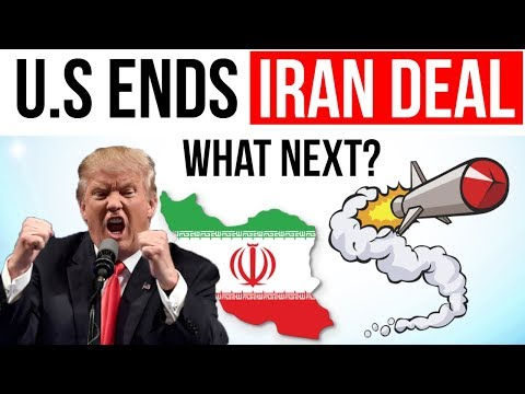What is Iran Nuclear Deal , Why has US pulled out of it & what it means for India , Current affairs