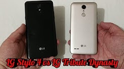 LG Tribute Dynasty Unboxing & Impressions!