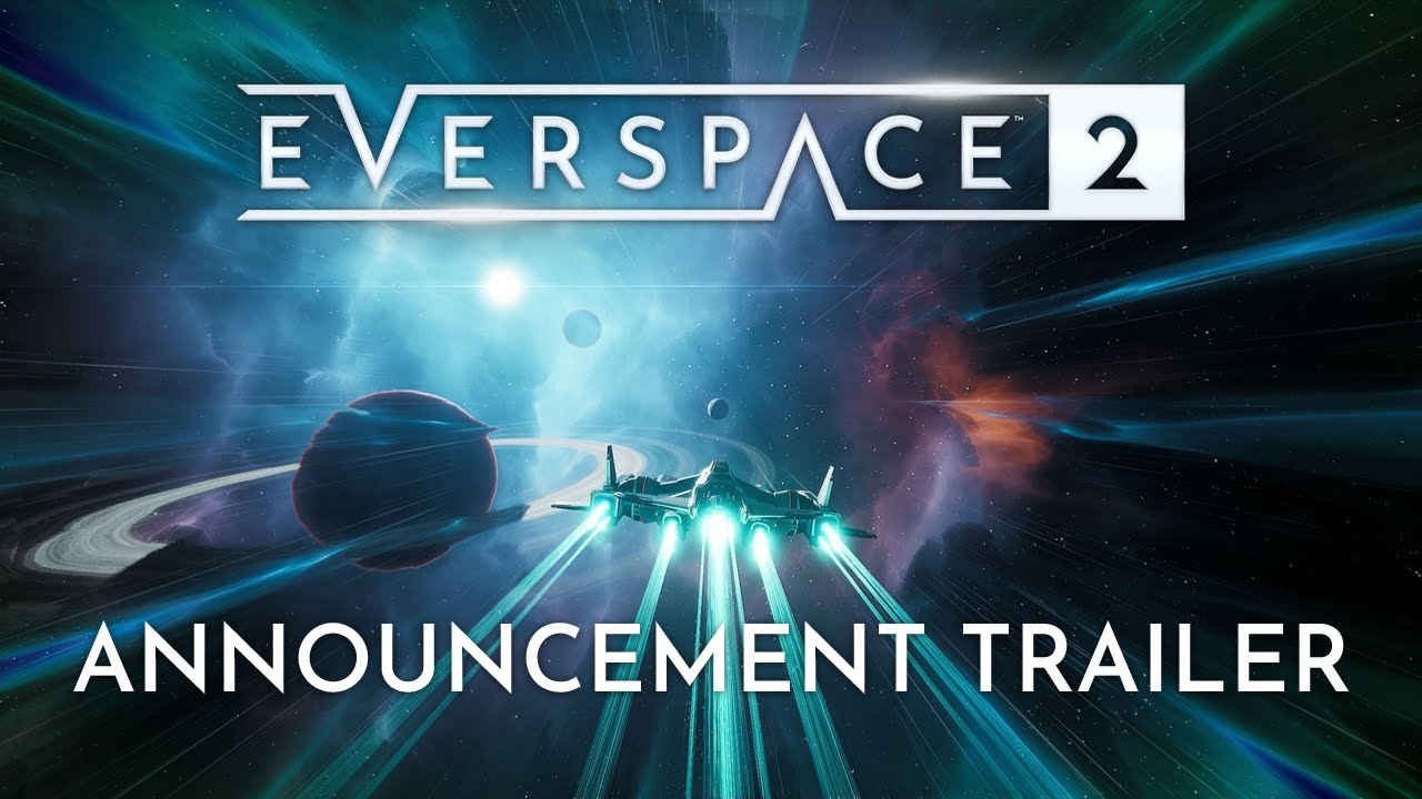 Everspace 2 Announcement Trailer