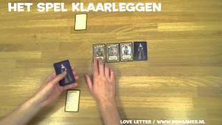 Online speluitleg Love Letter