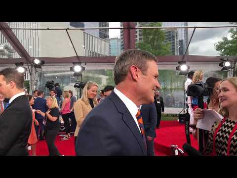 Interview With Tennessee Governor Bill Lee At 2019 NFL Draft Red Carpet