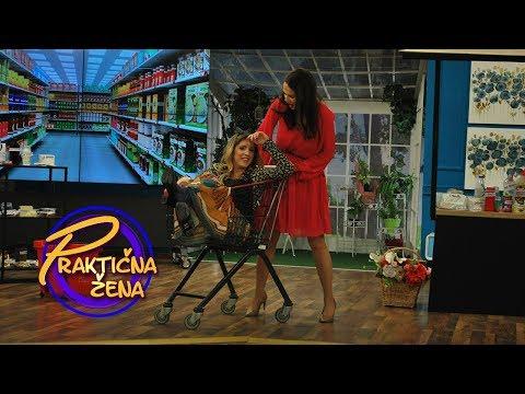 Praktična žena - Pijaca vs Prodavnica