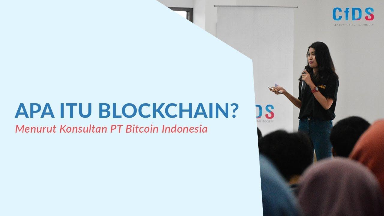apa itu pt bitcoin indonesia